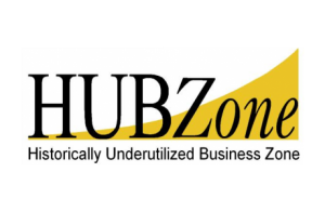 HUBZone - Historically Underutilized Business Zone Logo