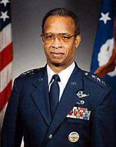 Lieutenant General Russel Davis