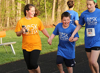 Five Years Running – SHINE Systems is the Finish Line Sponsor for the Virginia Institute of Autism's Run for Autism 5K
